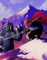Chrono Trigger: Crono by steven-donegani
