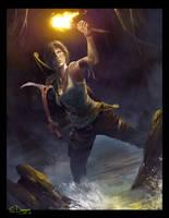 Tomb Raider Reborn by steven-donegani