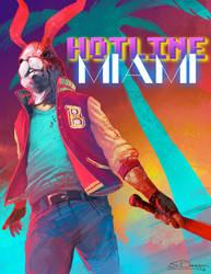 Hotline Miami: The Jacket