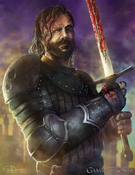 Sandor Clegane - The Hound (Game of Thrones)