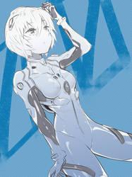 Rei: Neon Genesis Evangelion