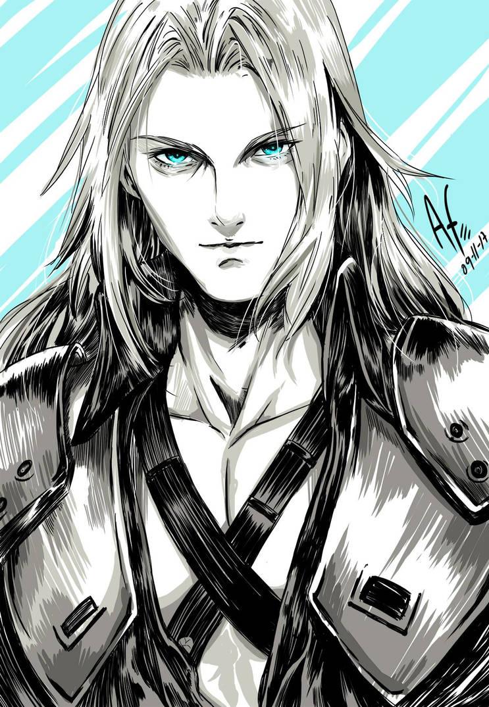 Sephiroth: Final Fantasy VII