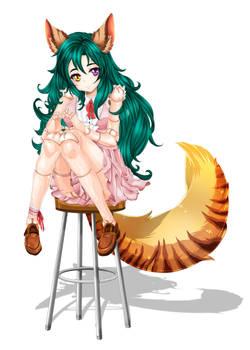 Kitsune Doll