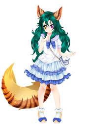 Kitsune Cute