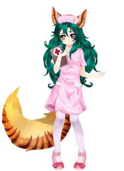 Kitsune Nurse
