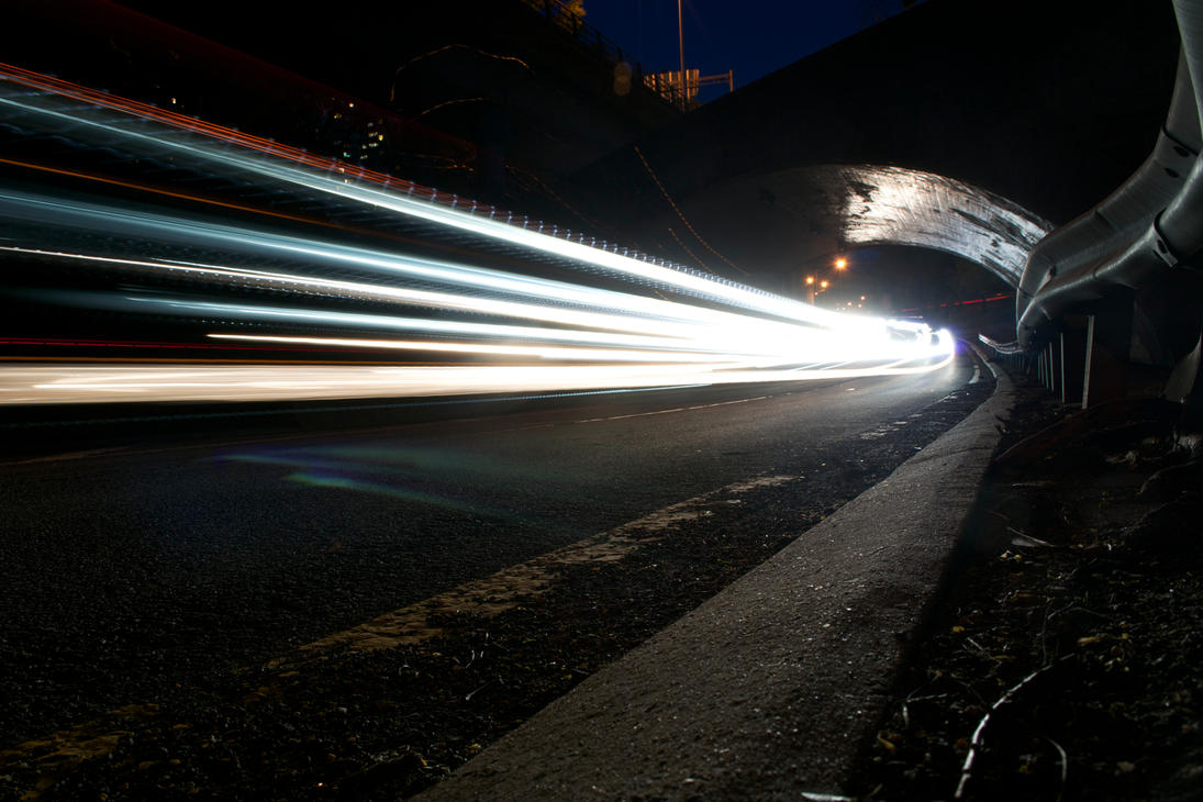 Fast Lane by Demidism