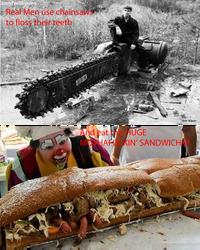 Real men meme by HockeyFanatic154