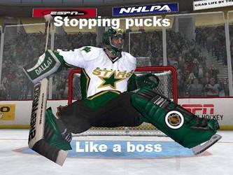 Like A Boss by HockeyFanatic154