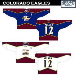 Colorado Eagles Concept by HockeyFanatic154