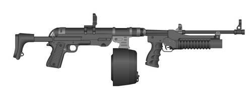 Custom MP40 by HockeyFanatic154