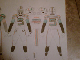 Miami Hurricanes Adidas jersey concept: Road by HockeyFanatic154