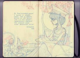 Loneliness by Melnikova-K