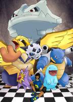 Pokemon-TCG 2005 Team by exteam001