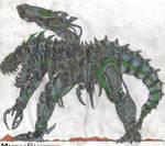 Mecha-Rex Colored