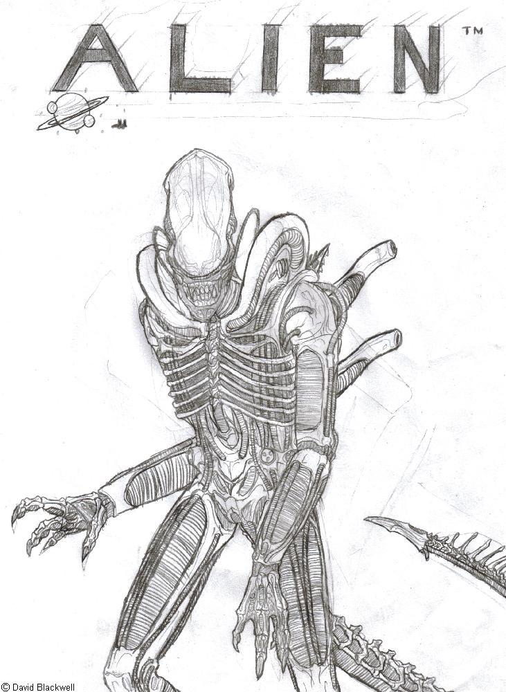 alien 1979 by titanosaur on deviantart