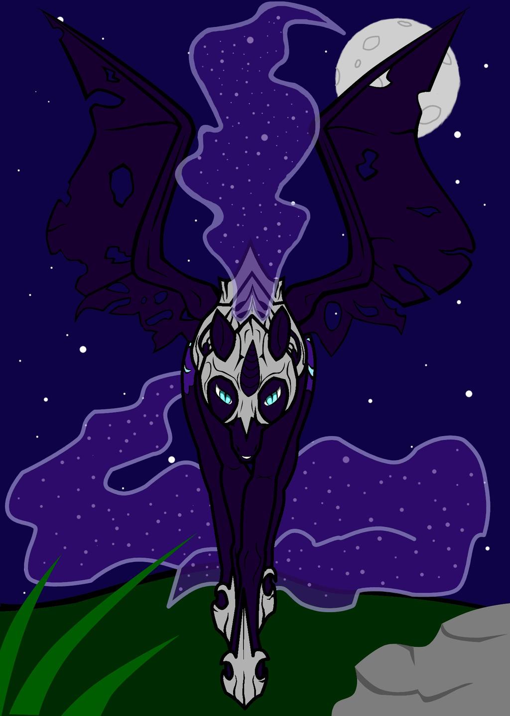 fallen_goddess_of_the_night_by_titanosau