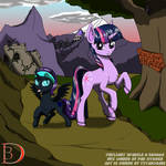 Nyx and Twilight's Awesome Journey of awesomeness
