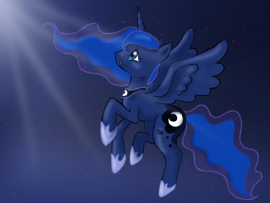 Luna's Innocence by Alouncara