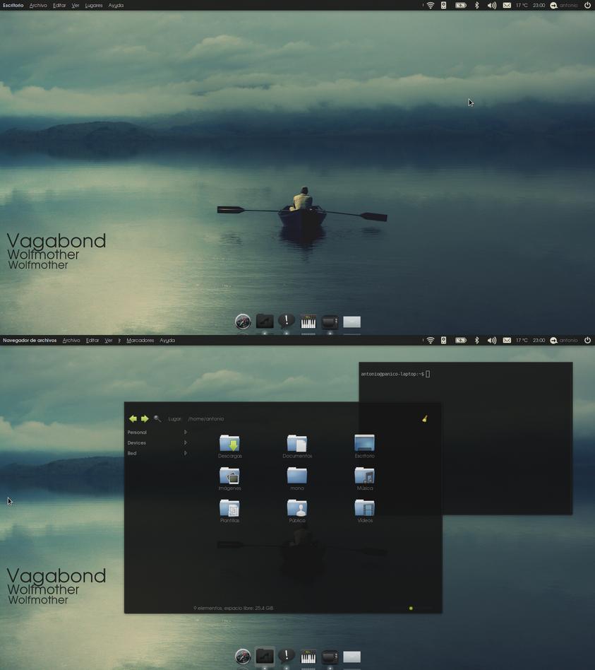 Vagabond by asl2690