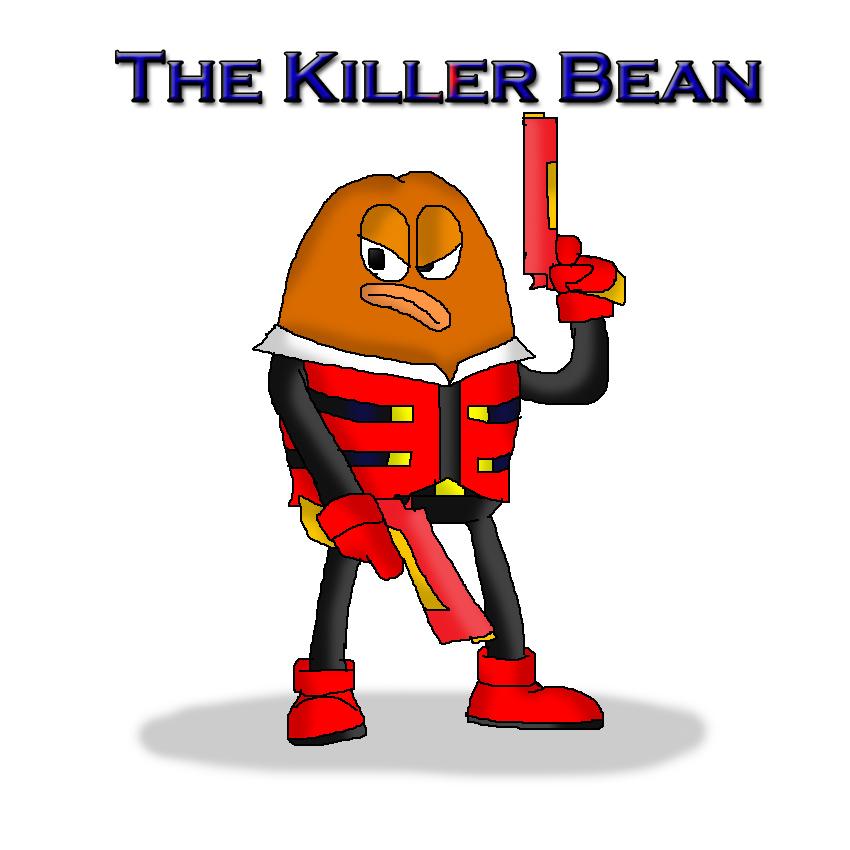 The Killer Bean by tmn...