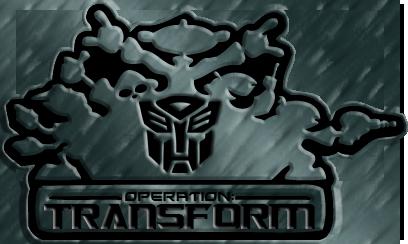 Operation Transform Logo by tmntsam