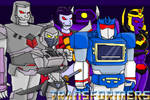 TF Group - Decepticons