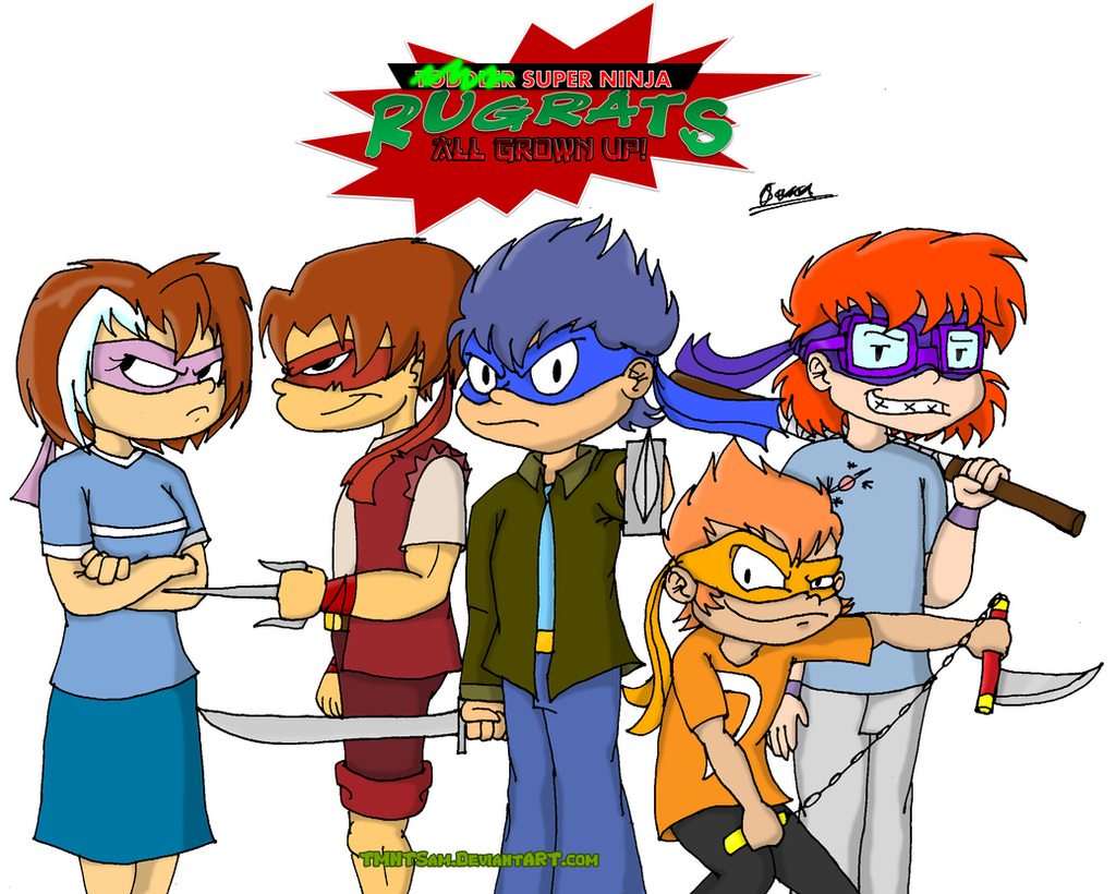 Rugrats and All Grown Up favourites by digigantzer777 on ...