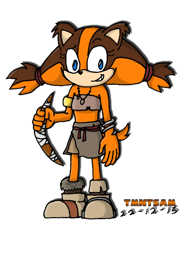 sticks the badger by tmntsam on deviantart