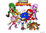 Sonic and Friends - Boom!