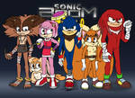 Sonic Boom - Movie Fan-Designs 2