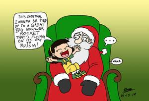 Patty's Christmas Wish