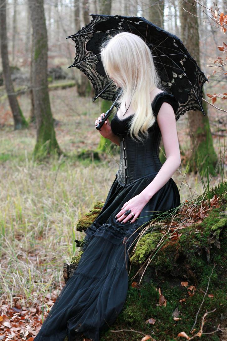 Gothic stock by MariaAmanda