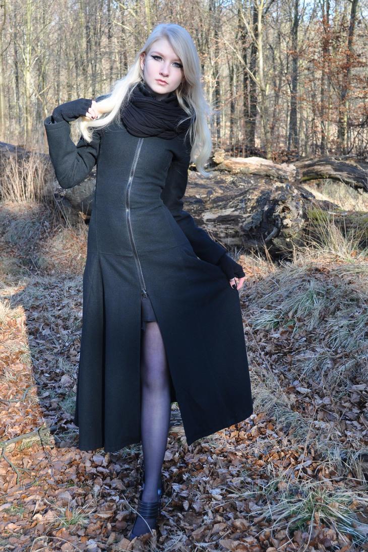 Coat stock by MariaAmanda