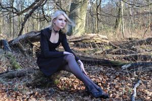 Gothic Spring Stock by MariaAmanda