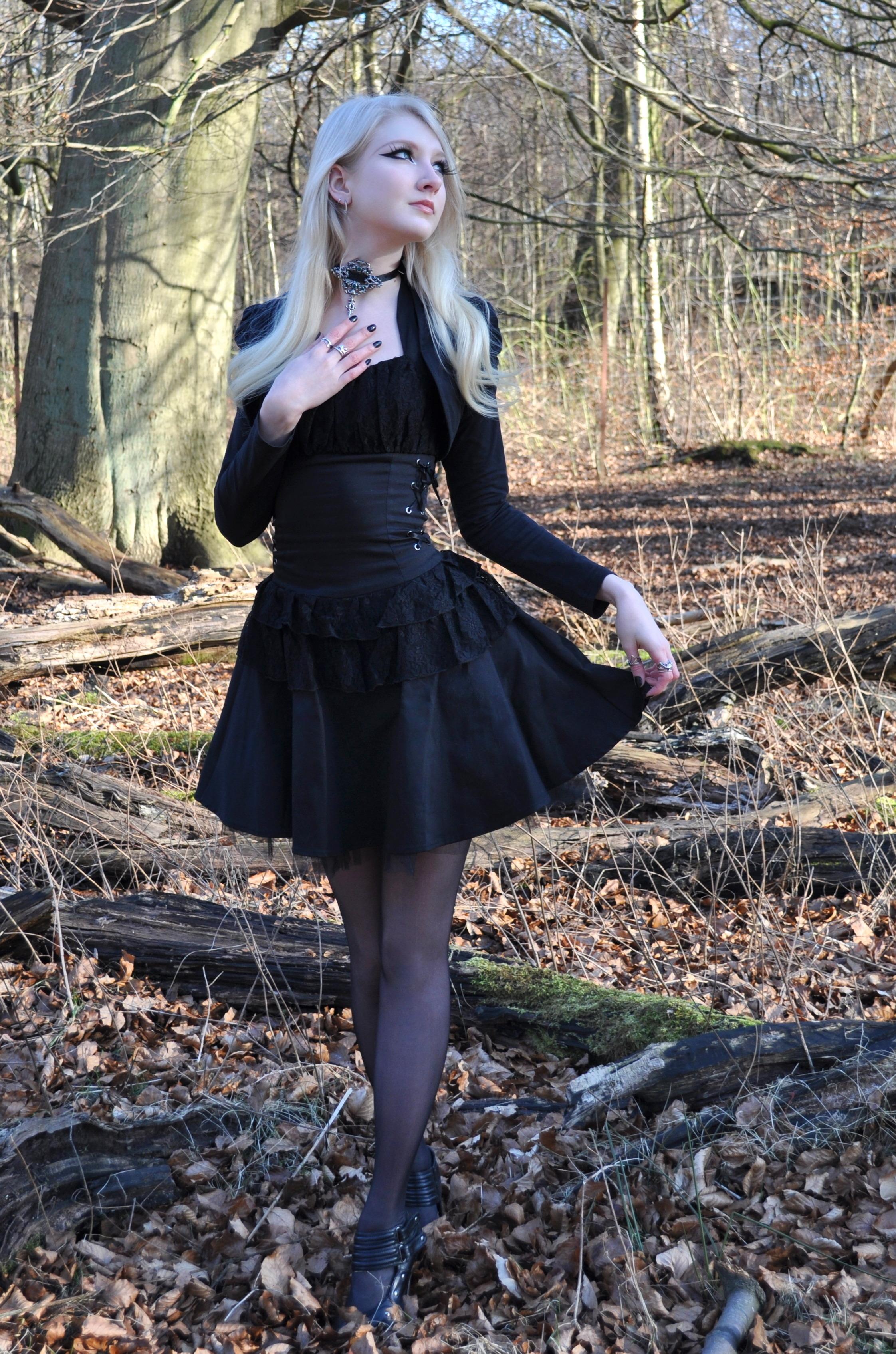 Gothic Spring Stock