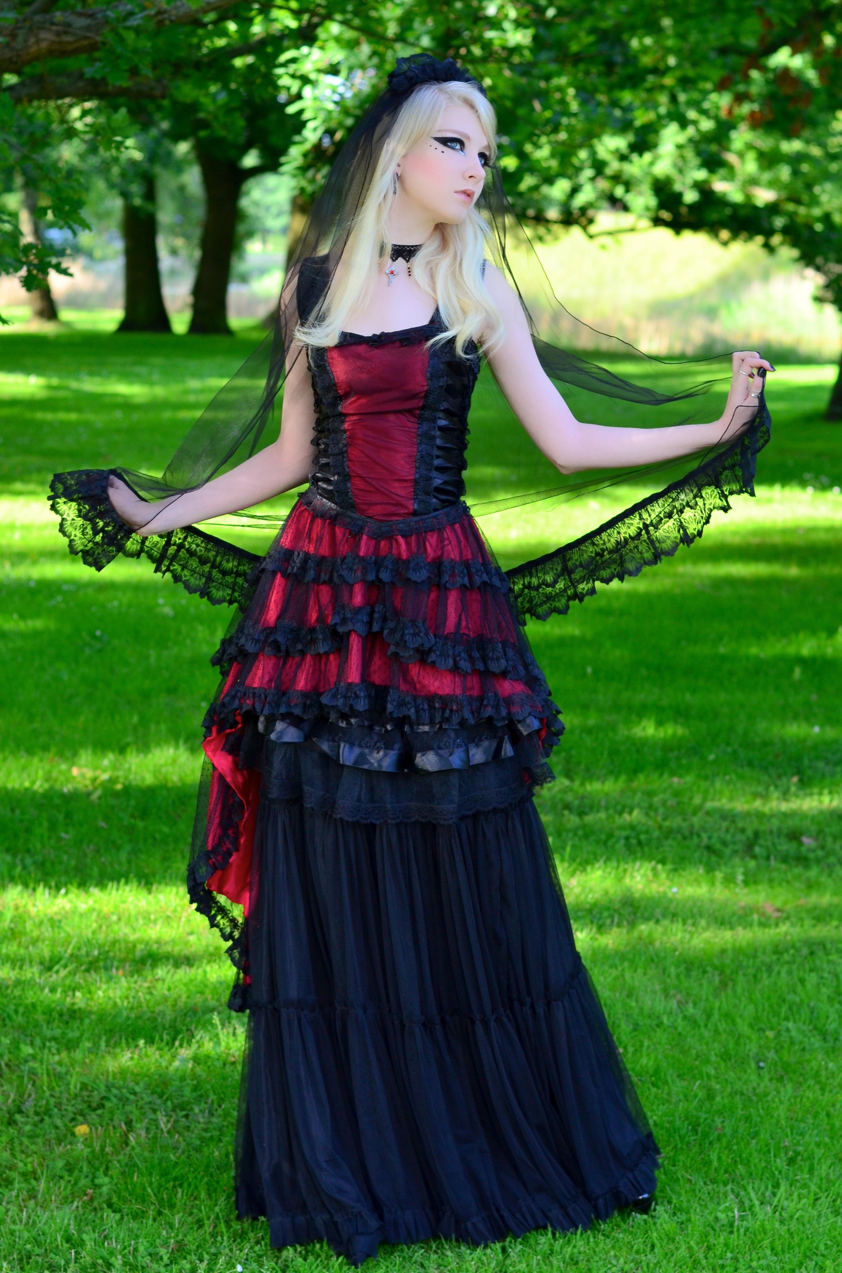 Romantic goth stock by mariaamanda on deviantart