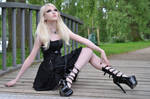 Gothic Doll Stock