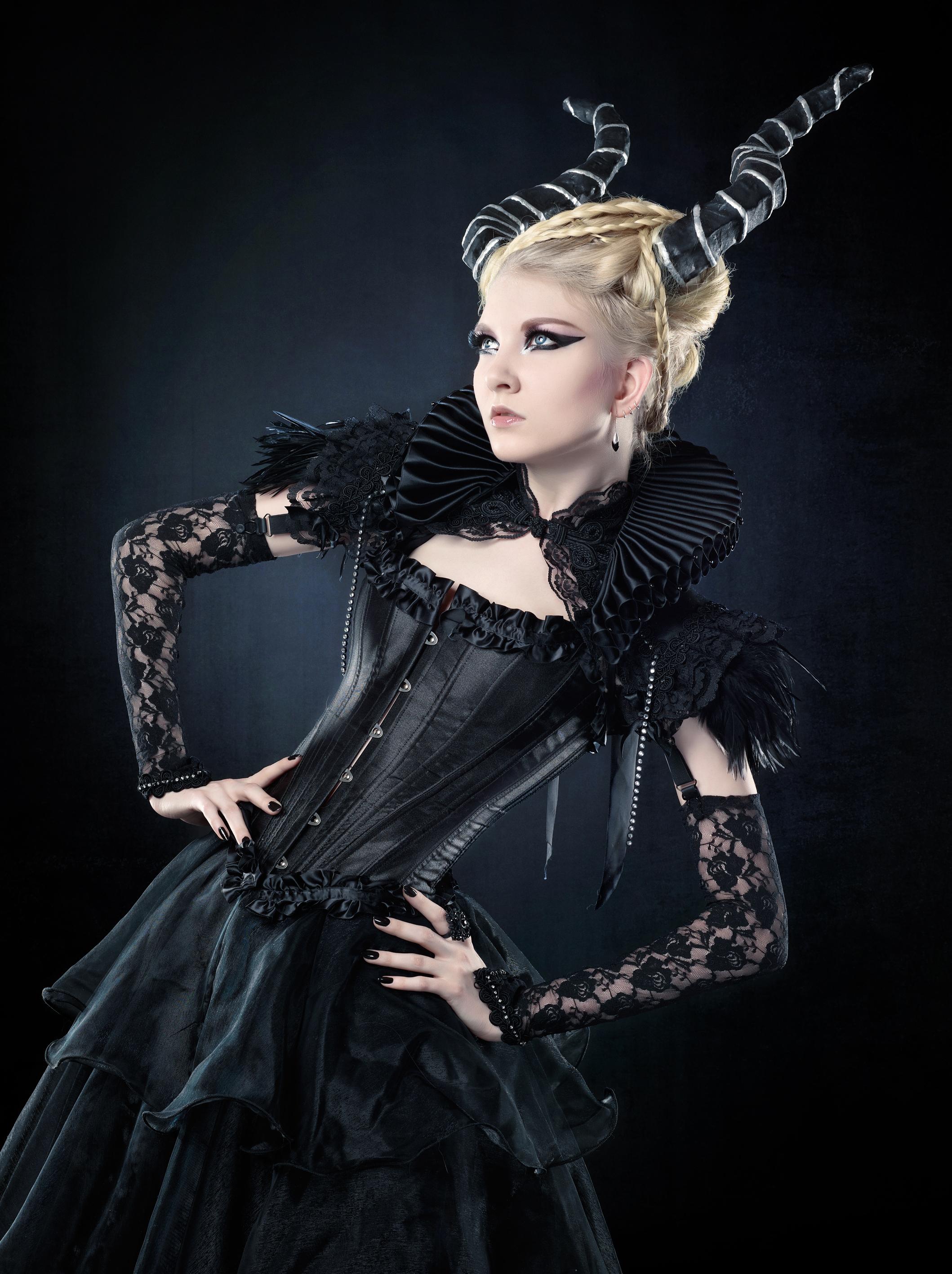 Demon Queen Stock - Prewiev by MariaAmanda