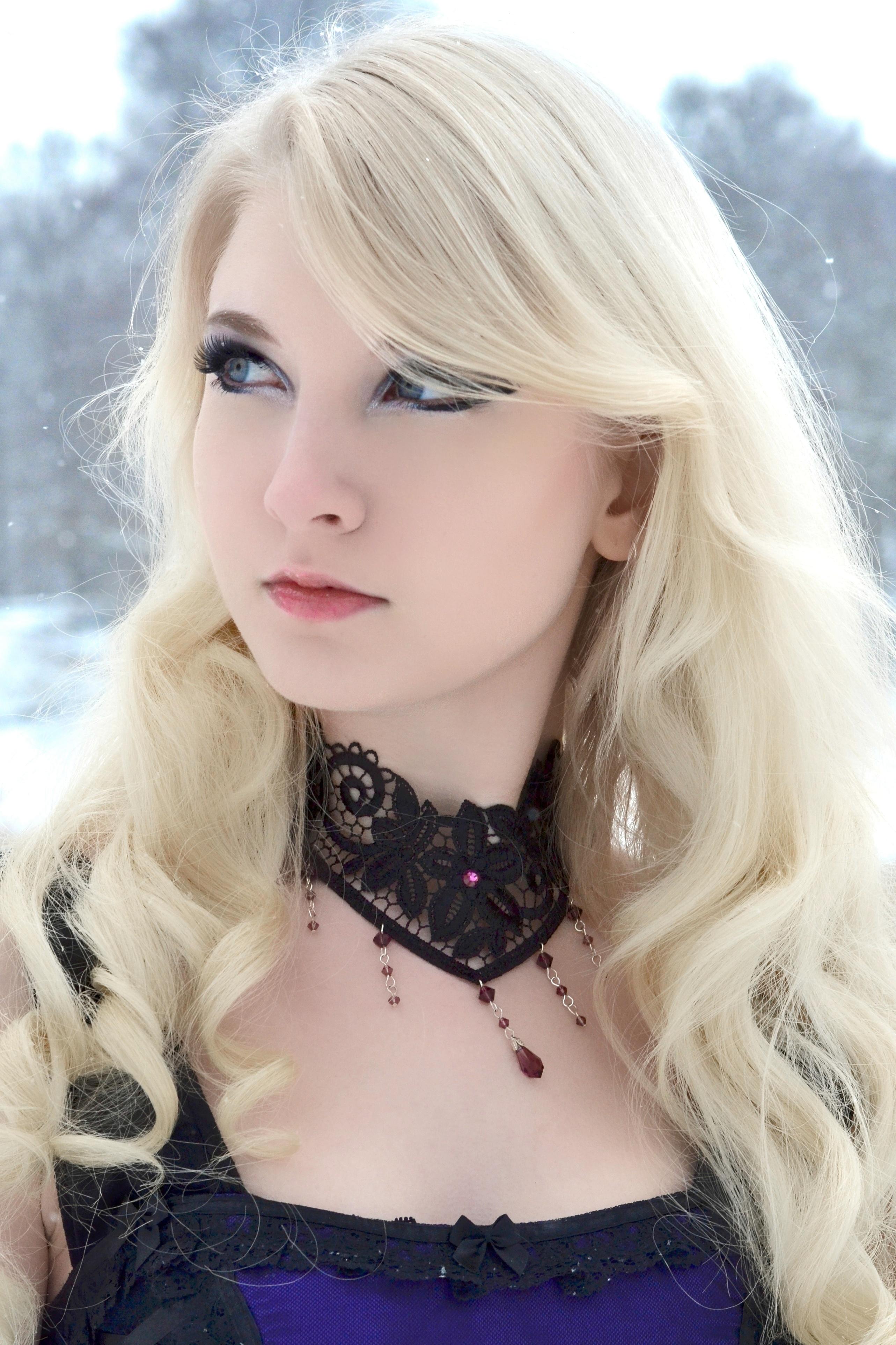 Winter Portraits - Stock