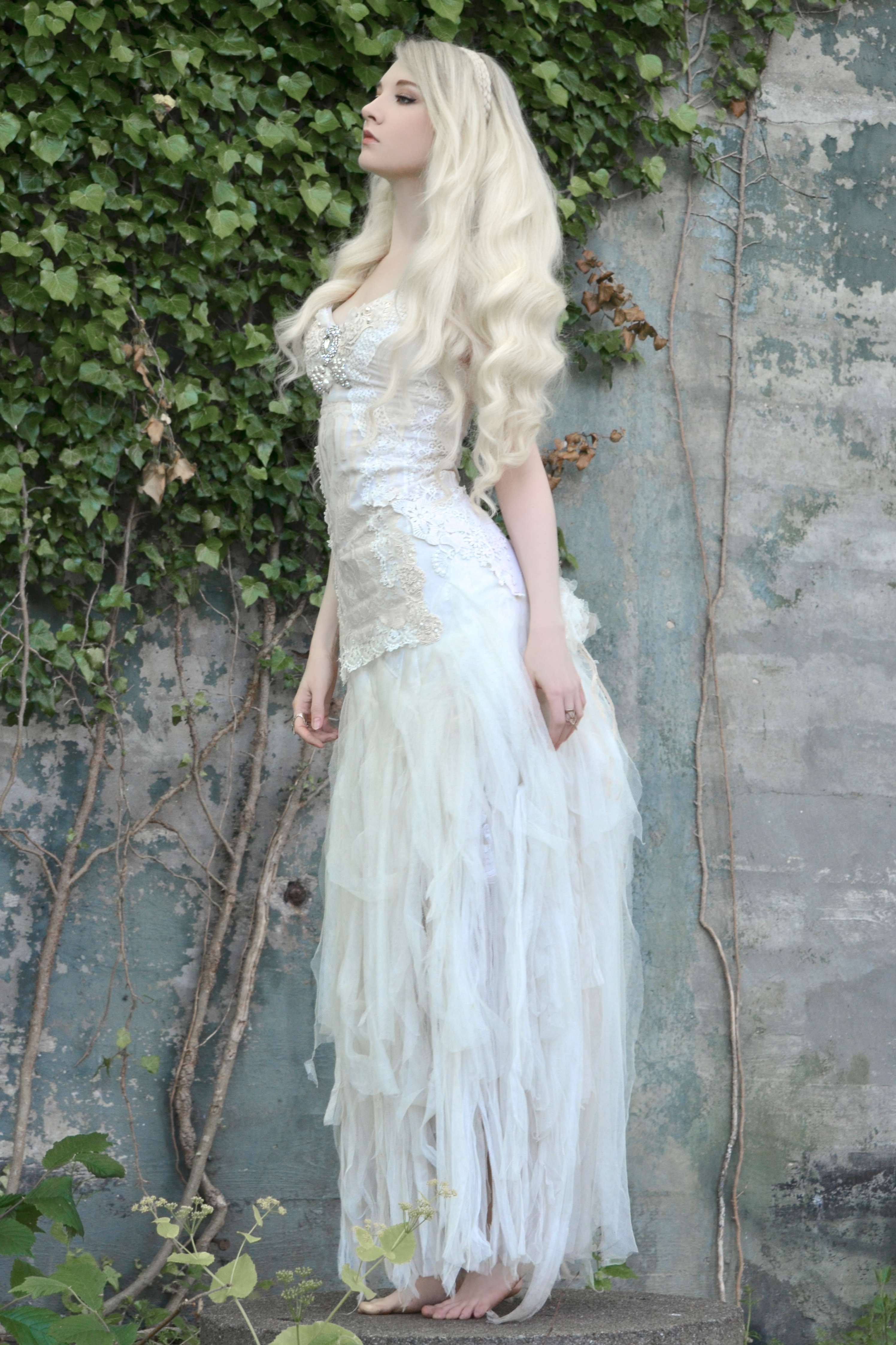 White Fairy Stock By Mariaamanda On Deviantart