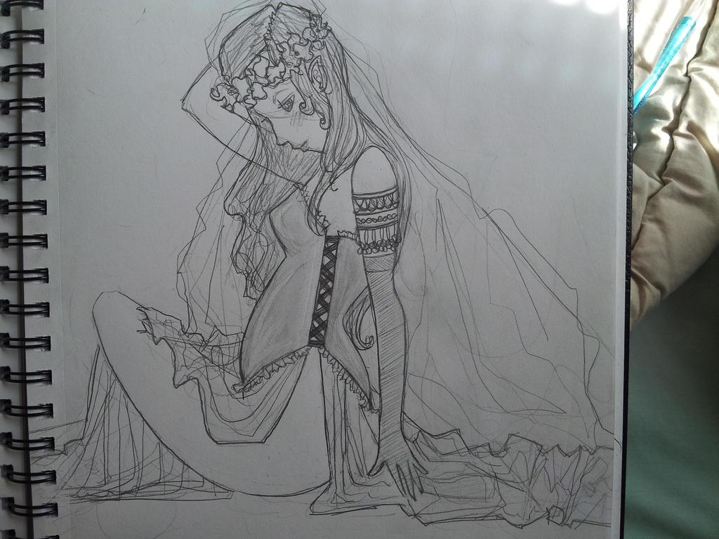 Elf Girl by sbyue