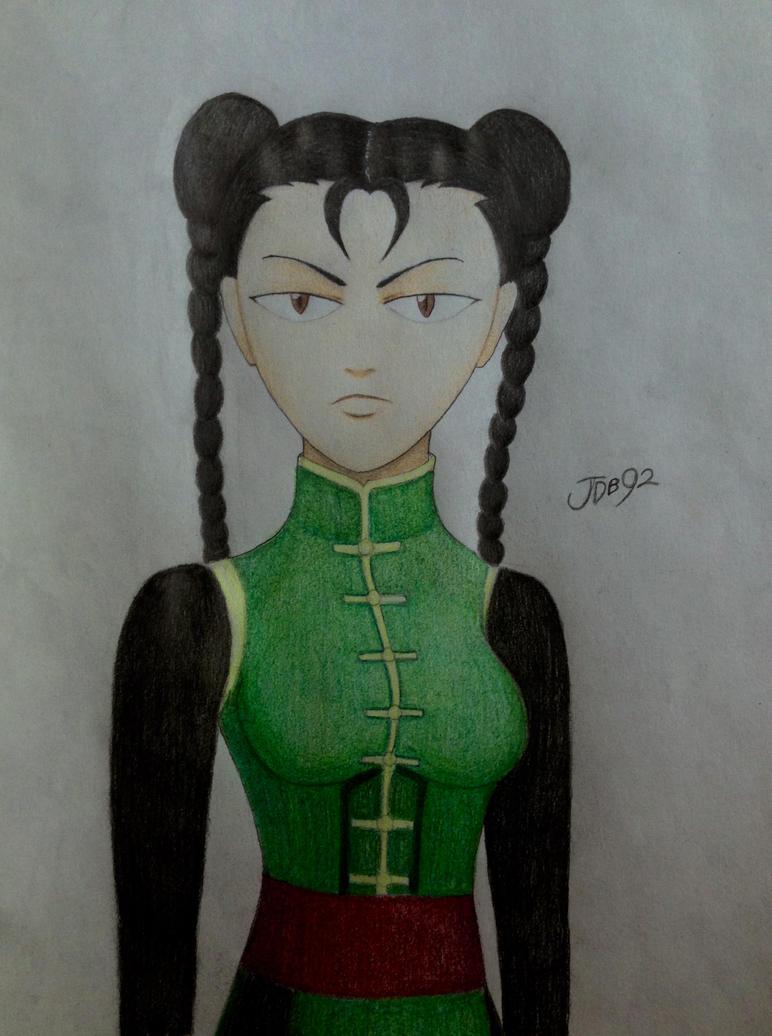 Jade by julianDB92