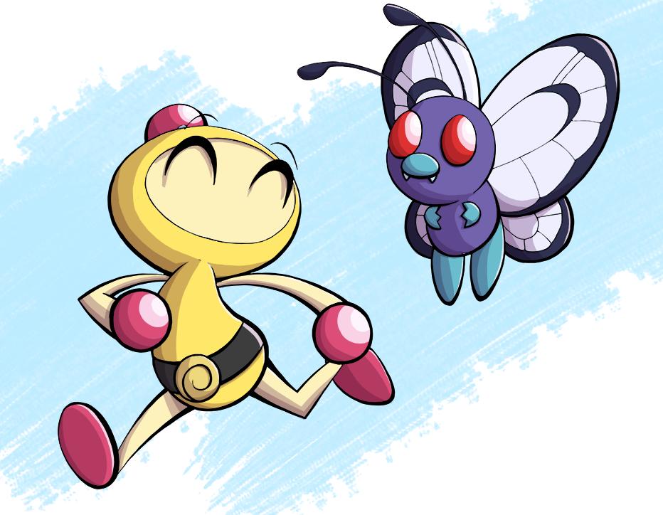 PokeBom Yellow Version by Katzii-Yataki
