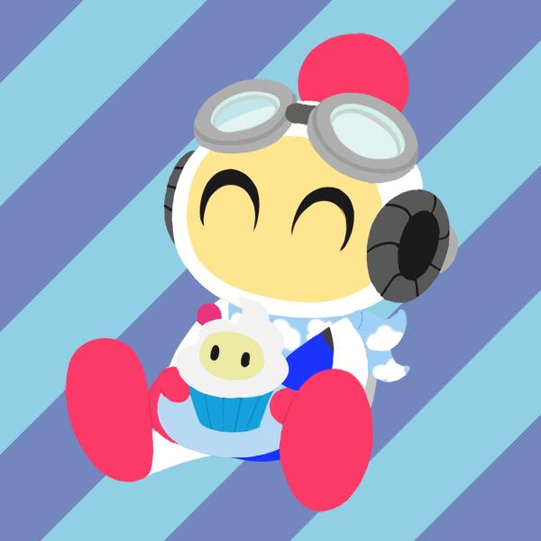 Birthday picture for SkyPON by Katzii-Yataki