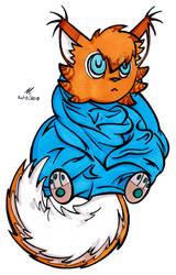 Blanket Calitta by Katzii-Yataki