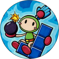 Azuki - SBR and Tetris player extraordinaire! by Katzii-Yataki
