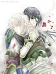 Zhao x Ma: Your Embrace