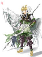 DW5: Ma Chao full body prac. by Setomi
