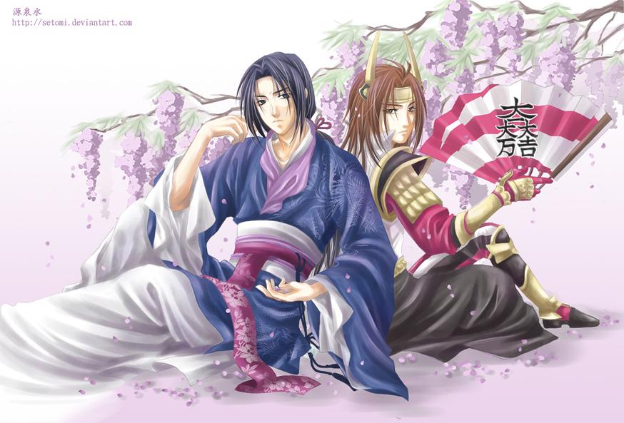 Musou Orochi: MitsunarixCao Pi by Setomi