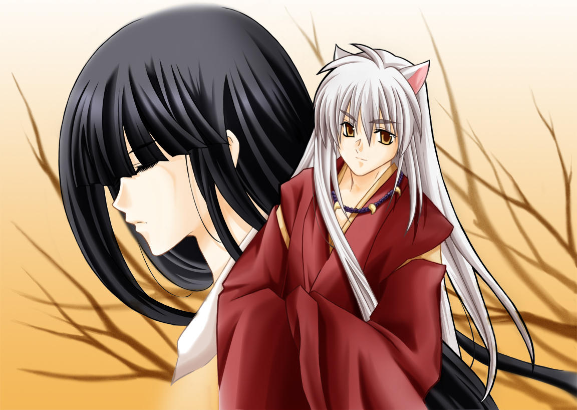 Inuyasha: Kikyo - Picture Colection